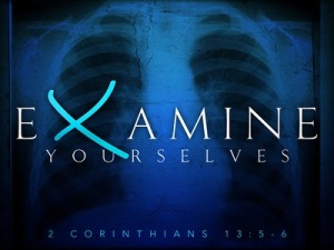 xamine_yourselves