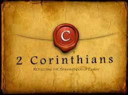2 Cotinthians